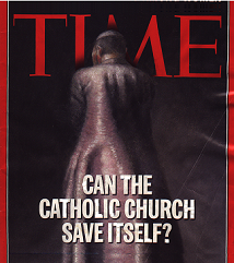 Can the Church save itself?